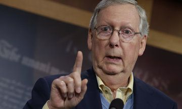 This man Mitch McConnell (R-Ky.) IS THE DEVIL!!! McConnell: Trump Can Unravel Nearly Everything Obama Did | Huffington Post