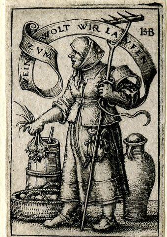 16th century Peasant | Renaissance fair costume, 17th ...  |16th Century Peasant Life