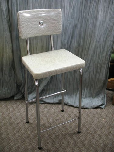 Vintage Child Step Stool Kitchen Chair Retro Mid Century Cosco | EBay