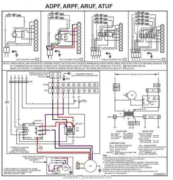 15+ Goodman Electric Heat Wiring Diagramgoodman electric