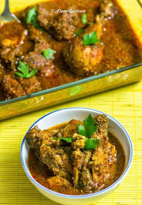Chicken Xacuti Classic Goan Chicken Xacuti Recipe Flavor Quotient Recipe Goan Recipes Indian Food Recipes Recipes