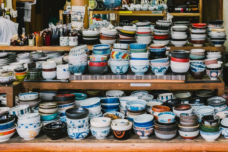 Exploring Kappabashi, Tokyo's Kitchen Town via @thecitylane
