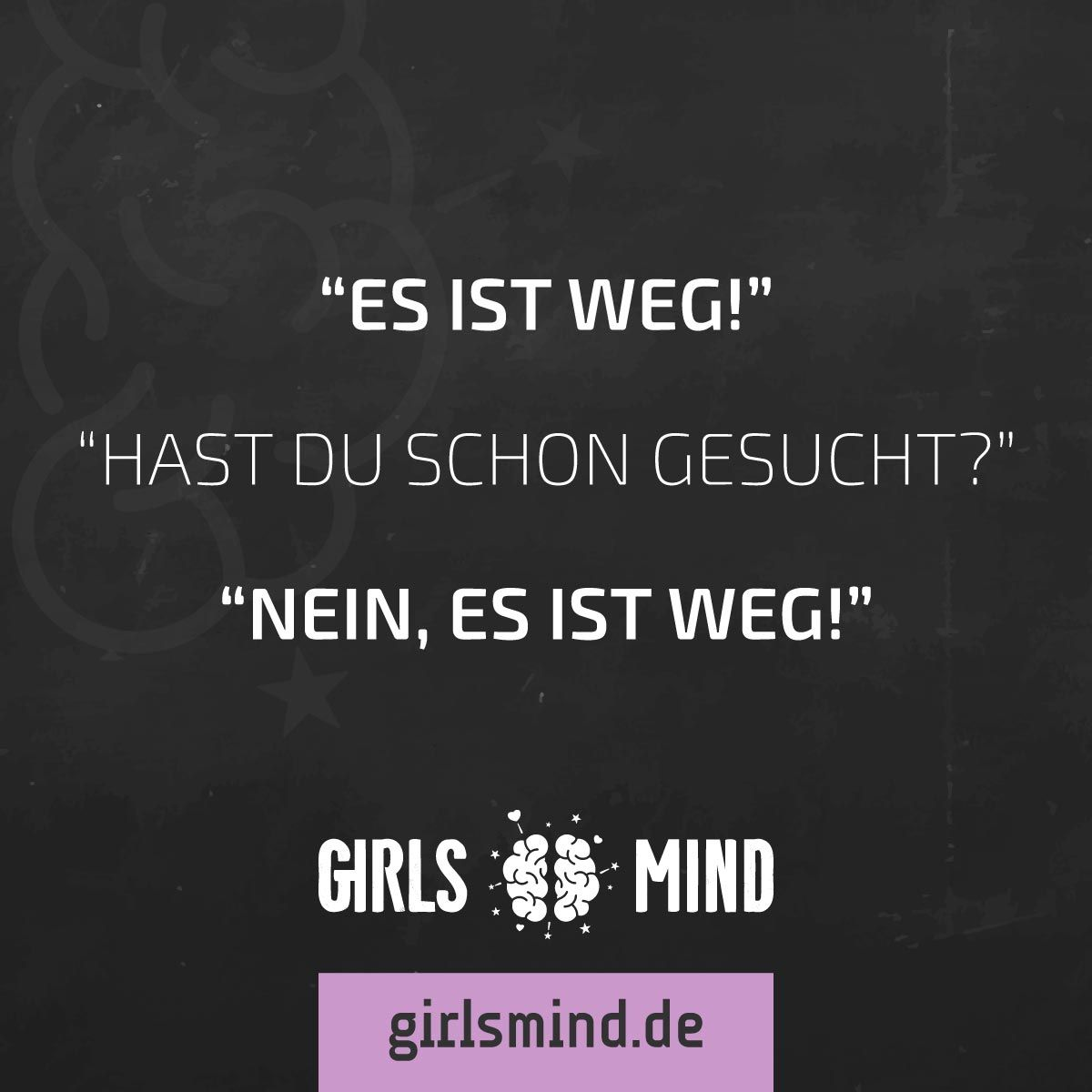für ein lächeln am mittag. mehr sprüche auf: www.girlsmind.de
