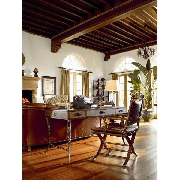 Outstanding Thomasville Hemingway Safari Desk Chair Thomasville Star Unemploymentrelief Wooden Chair Designs For Living Room Unemploymentrelieforg