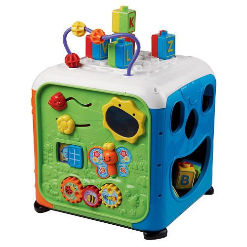 "Vtech Alphabet Activity Cube - Vtech - Toys ""R"" Us Abby ..."