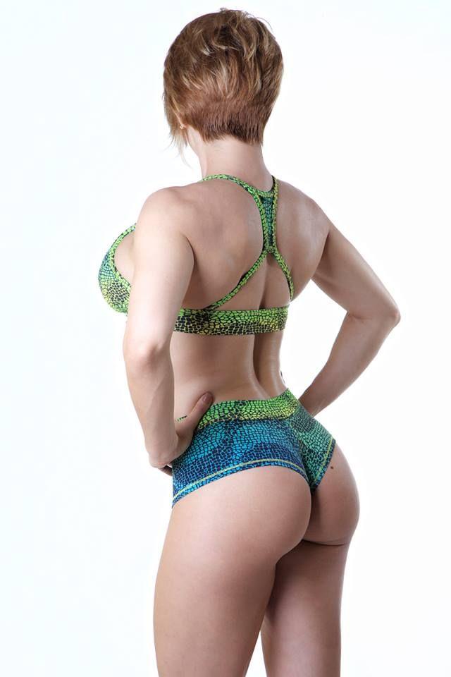 Diana tyuleneva camo bikini