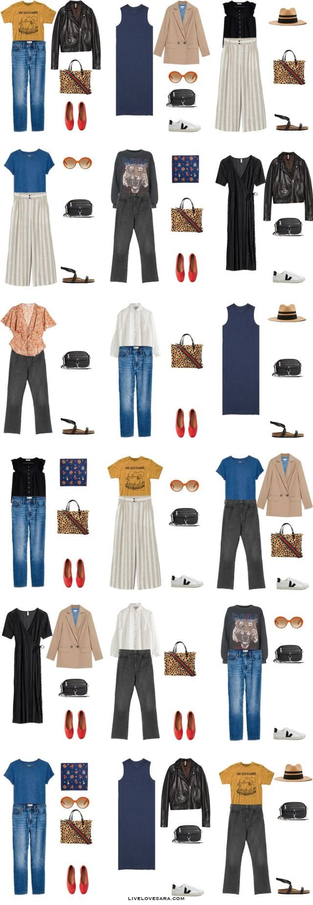 What to Pack for Oslo, Norway in Summer - Packing Light #travelwardrobesummer