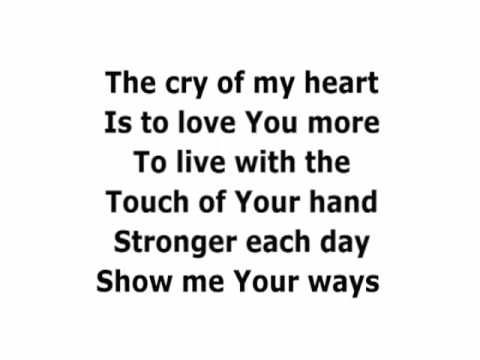 ▶ Show Me Your Ways - YouTube