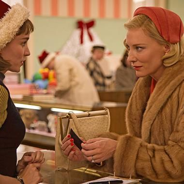 Movies: Rooney Mara was terrified to work with Cate Blanchett for Carol