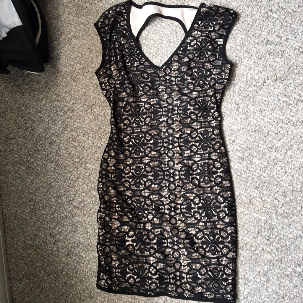 Black lace evening dress products