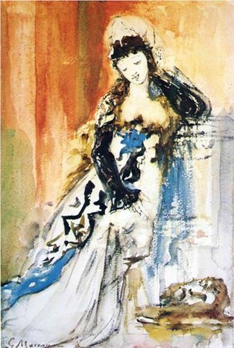 Salome - Gustave Moreau (1875)
