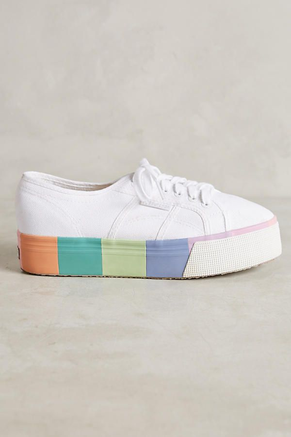 568807573d0 Slide View  2  Superga Pastel Platform Sneakers