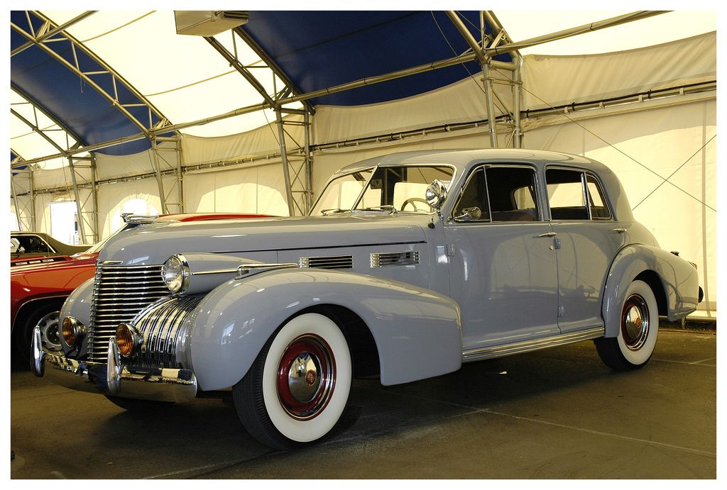 https://flic.kr/p/dUgCk | 1940 Cadillac Fleetwood | 1940 Cadillac Fleetwood Sixty Special at the Silver Collectors Car Auction