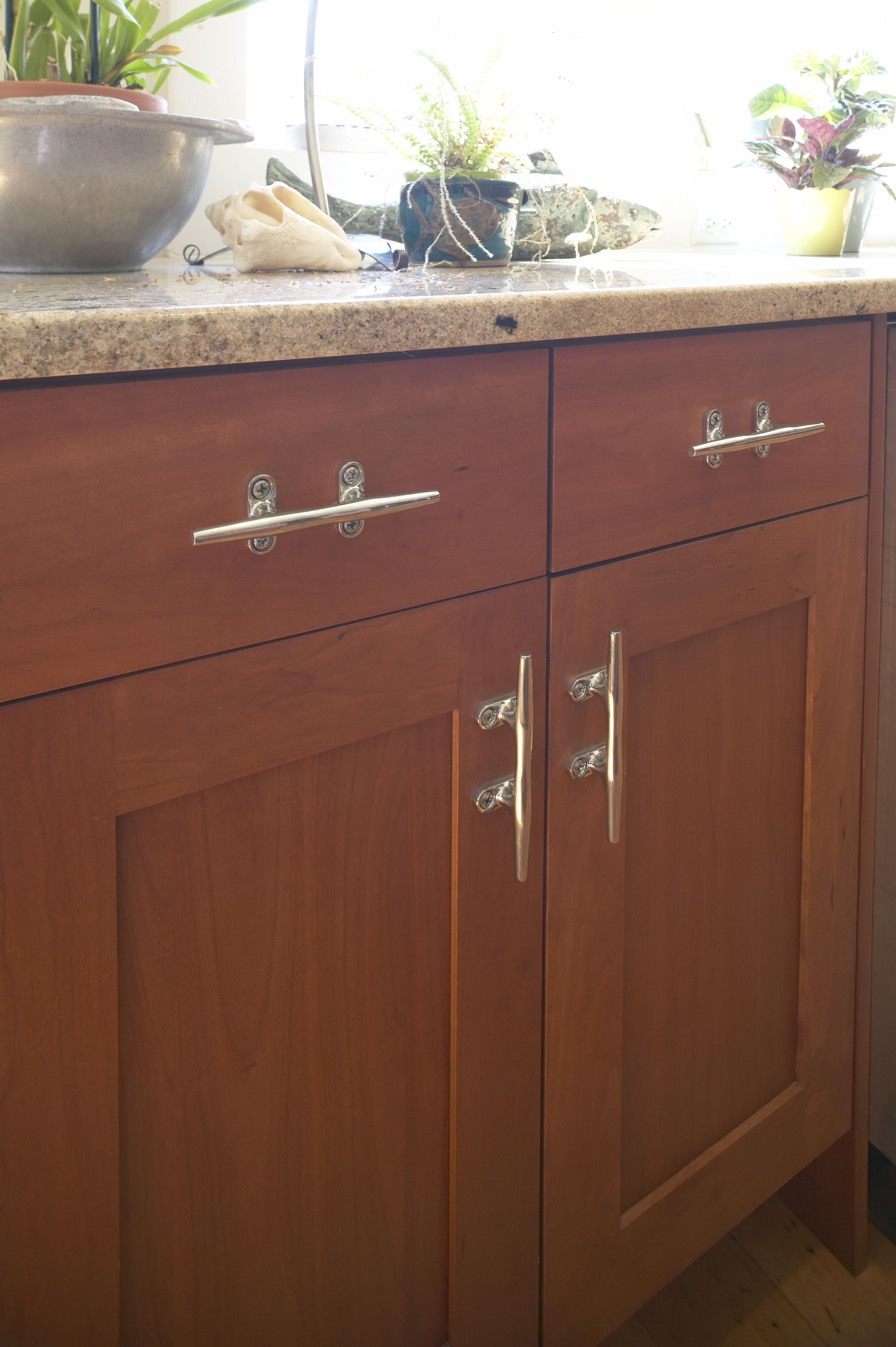 Boat Cleat Cabinet Hardware