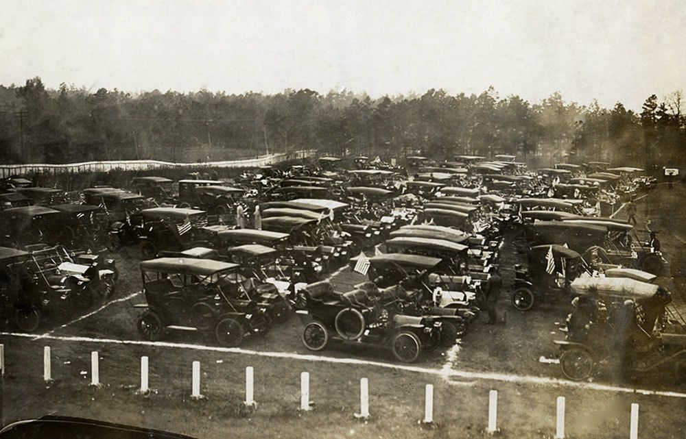 Candler Field Atlanta Speedway Atlanta airport