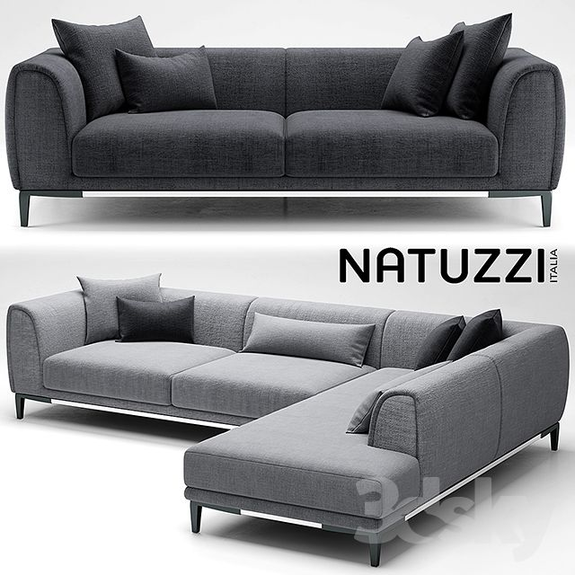 3d Models Sofa Sofa Natuzzi Trevi Living Room Sofa Design L Shaped Sofa Designs Sofa Furniture