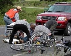 Dallas injury accident lawyer reminds both motorists and bicyclists that they must share the road.