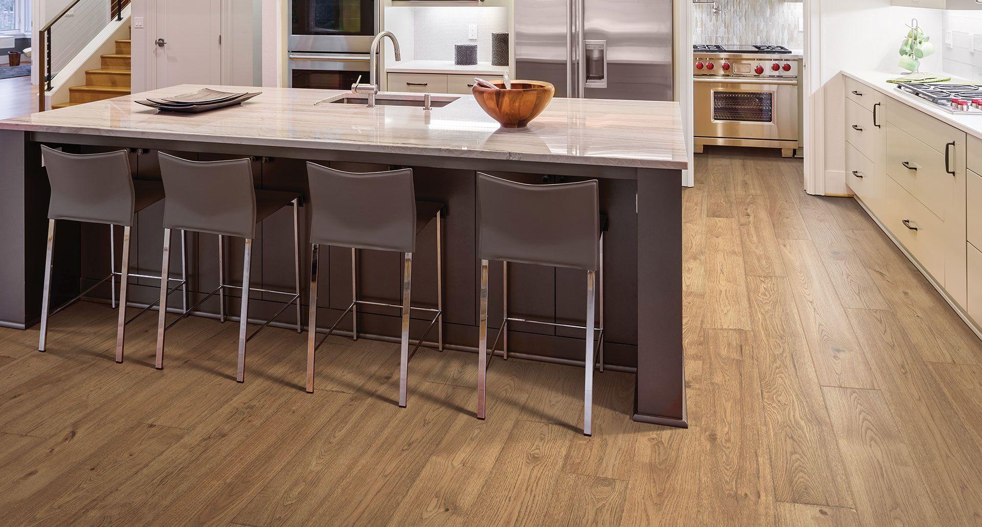Brier Creek Oak Laminate Floor Natural Wood Look 12mm Thick 1