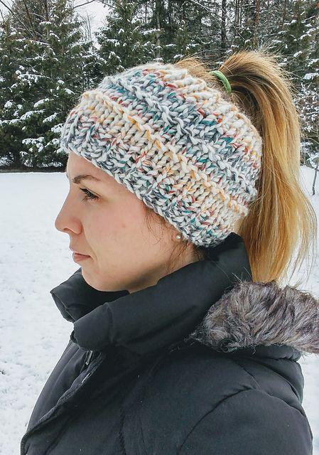 Ravelry Recently Added Knitting Patterns Headbands Ear Warmers