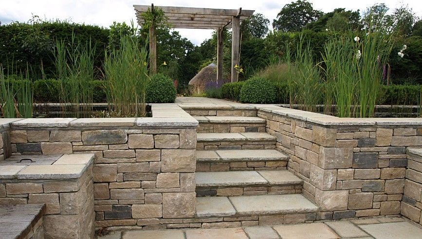 Sunken Patios Uk   Google Search