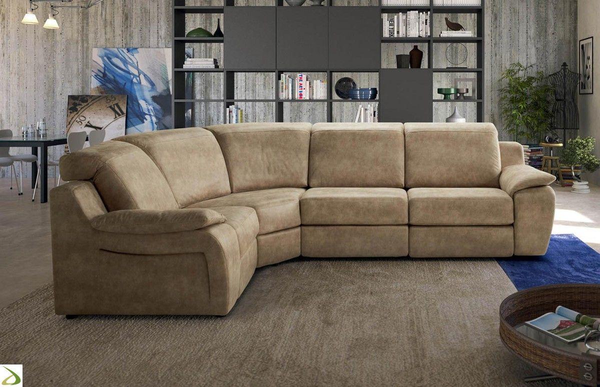 Divani Con Meccanismo Relax divano tamigi | divano angolare, divano, salotto