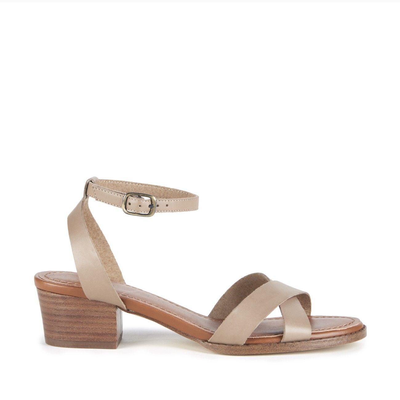 1ec9bd8e709 Savannah Block Heel Low Sandal - Night Taupe-5. Sole Society ...