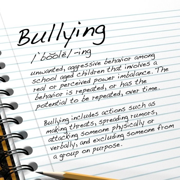 Itu0027s not always easy to determine #bullying behavior Bullying can - physical form