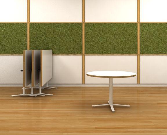 nevins Slide tables Commercial office furniture