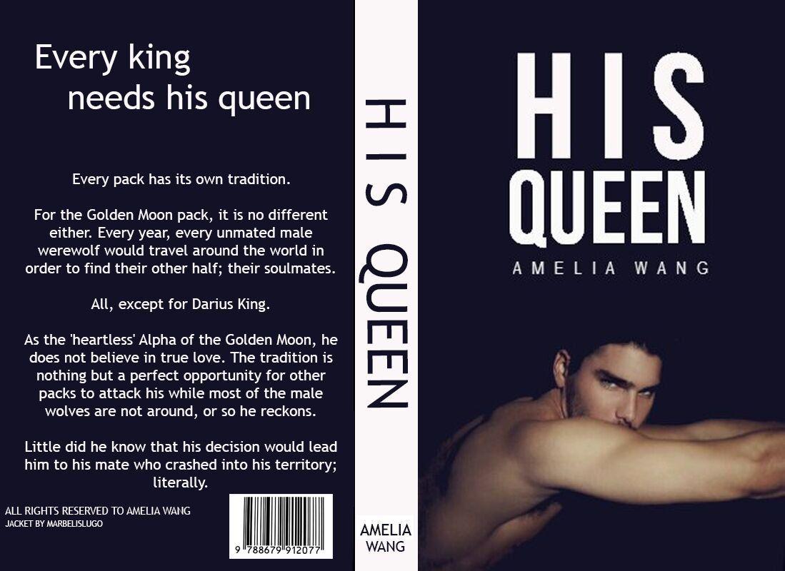 His Queen ✓ - Prologue | Wattpad book descriptions | Queen