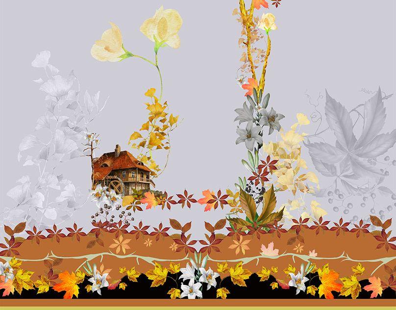 textiledesign on Behance
