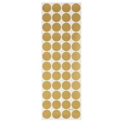 Lottie Dots Decal Set (Gold)   LandOfNod for $24.95 you get 48 - 3 ...