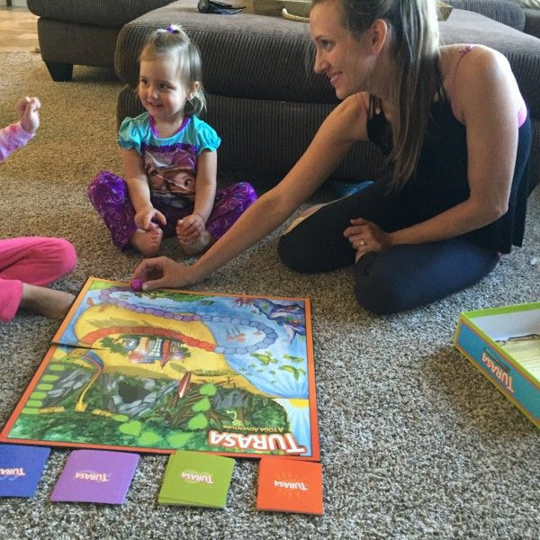 Turasa An Awesome Yoga Game For Kids And Adults