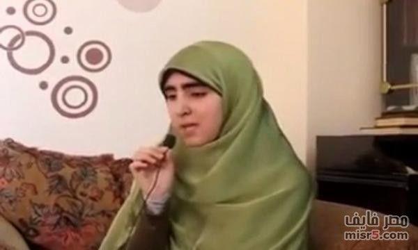 الطالبة أميمة خالد عبد الغني التاسعة على الثانوية الأزهرية Fashion