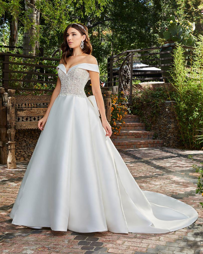 Style 24011 Kensington Casablanca Bridal in 2020