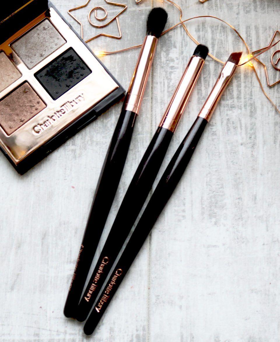 Charlotte Tilbury The Complete Brush Set Eye Brushes