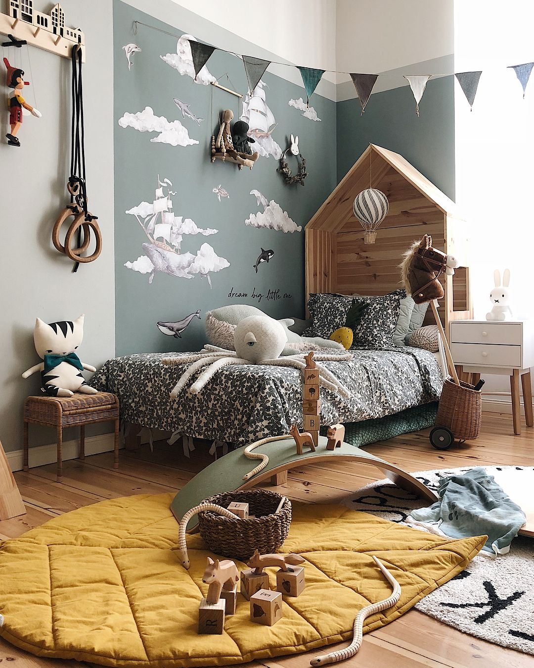 adorable grey and mustard yellow kids room interiors nurseries rh pinterest com