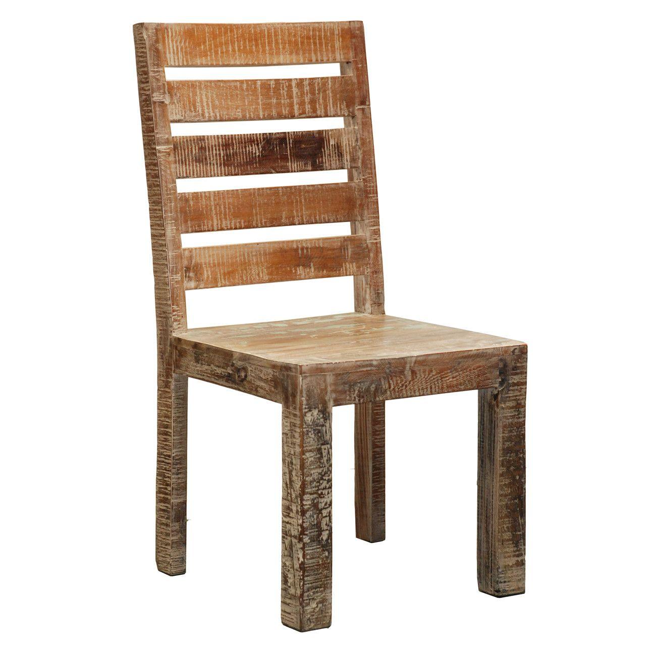 Kosas Home Hampton Side Chair Wood