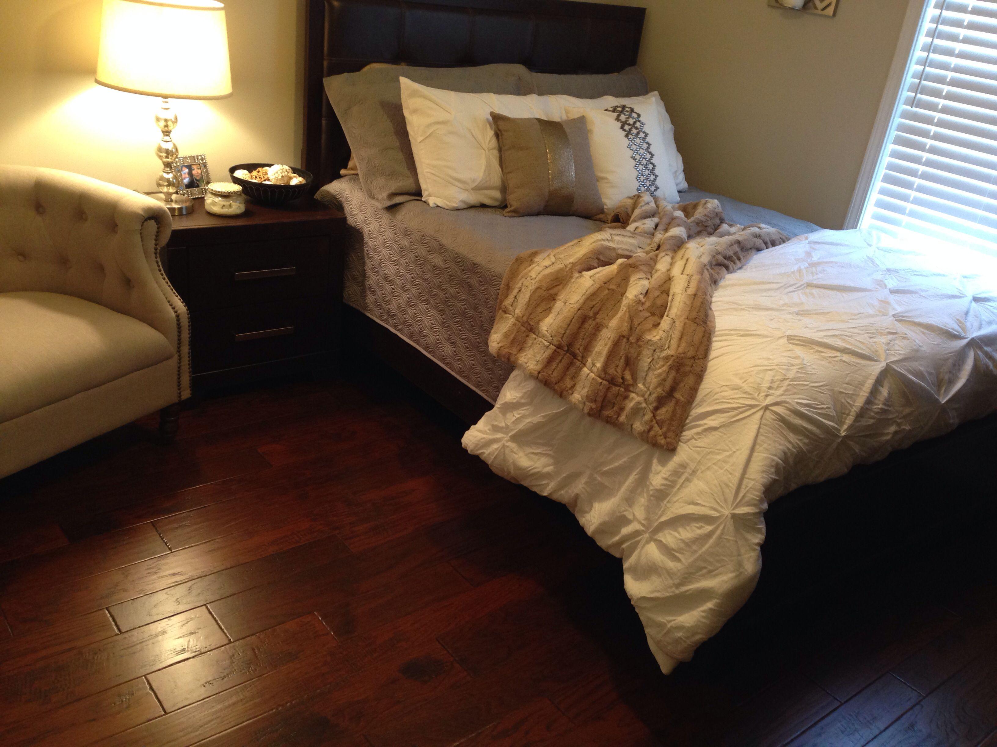 Loving Our New Hardwood Floors Courtesy Artisent Floors Inc Memphis Tn Flooring Hardwood Floors Home Decor