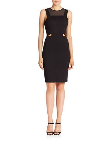 c8052cade6f FRENCH CONNECTION Cutout Bodycon Dress $74   Style that Inspires ...