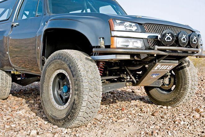 79 Blazer Prerunner With 05 Front Clip Chevrolet Blazer