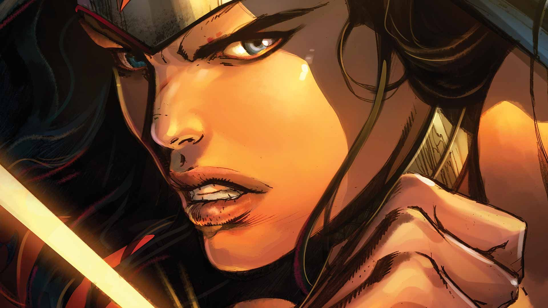 WONDER WOMAN ANNUAL #1 | DC Comics