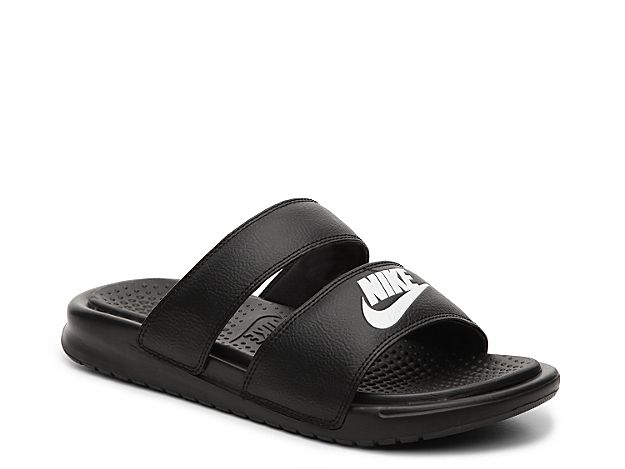 Marques Chaussure femme Nike femme Wmns Benassi Duo Ultra Slide Black/black