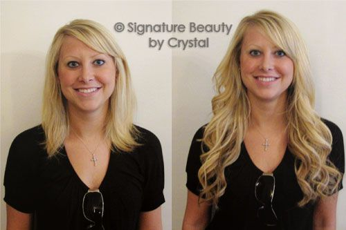 Glued hair extensions houston hair makeup by beauty by crystal before and after hair extensions photos of human hair extensions that last up to 6 months safe on all hair types non damaging perfectly blended pmusecretfo Gallery