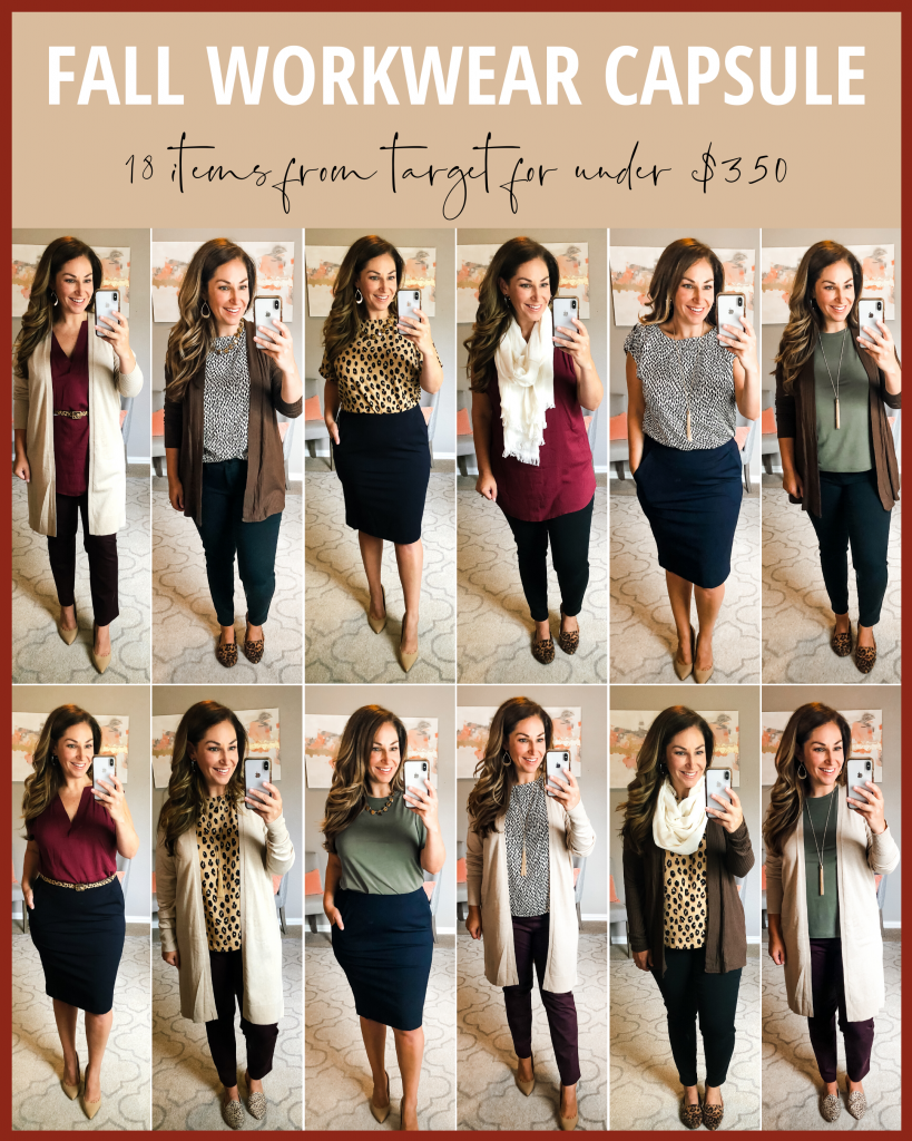 Fall Business Casual Outfits