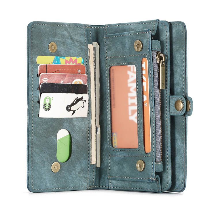 Caseme iphone xs wallet detachable 2 in 1 case