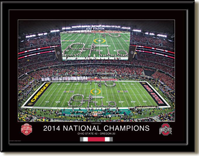 Ohio State Buckeyes Football Pictures Quotes Frames Posters All With Osu Logo Ohio Stadium Pictures The Horse Ohio State Pictures Ohio State National Champions