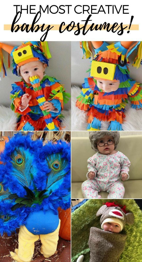 The Ultimate List of DIY Family Halloween Costumes | Love Love Love