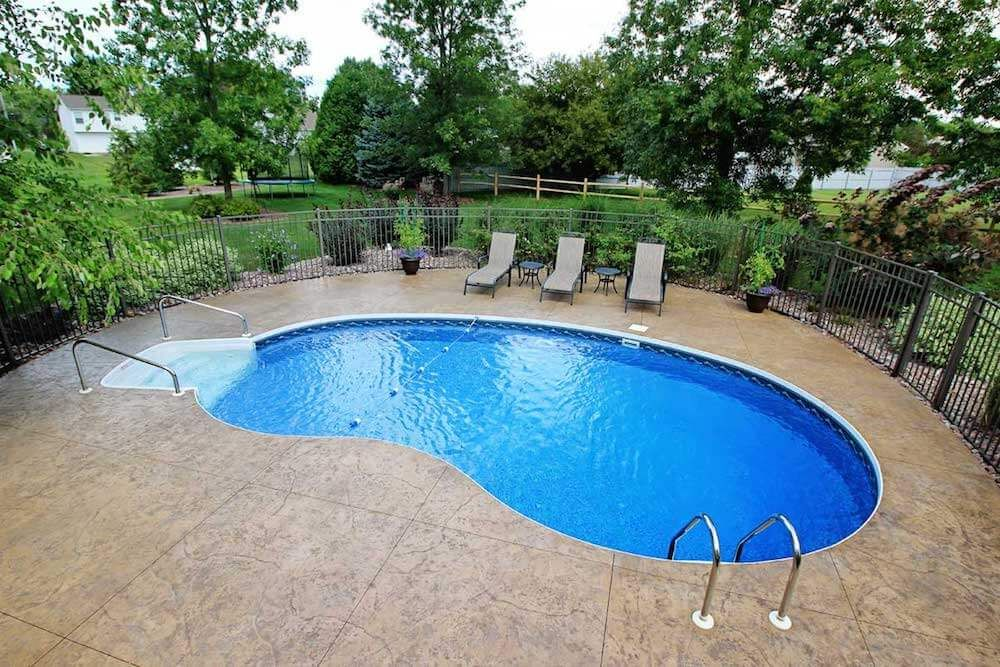 How Much Does An Inground Pool Cost Pool Cost Inground Pool Cost Swimming Pool Cost