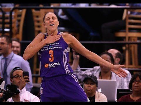 Baloncesto femenino   Diana Taurasi sigue haciendo historia en el baloncesto femenino