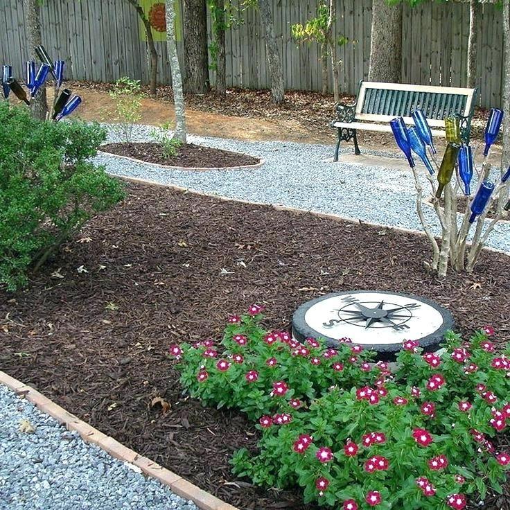 Image result for hiding septic tank covers Garden crafts